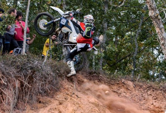 Hixpania Hard Enduro 2018 Fails